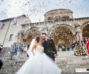 Villa Meravigliosa Matrimonio Fabiana e Michele