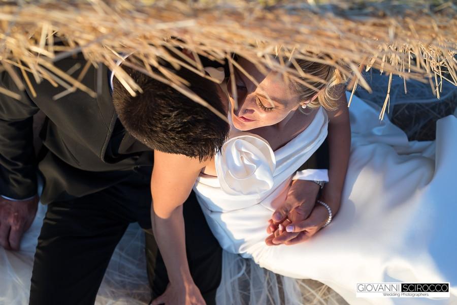 Sand Ritual Wedding Video Serena and Angelo