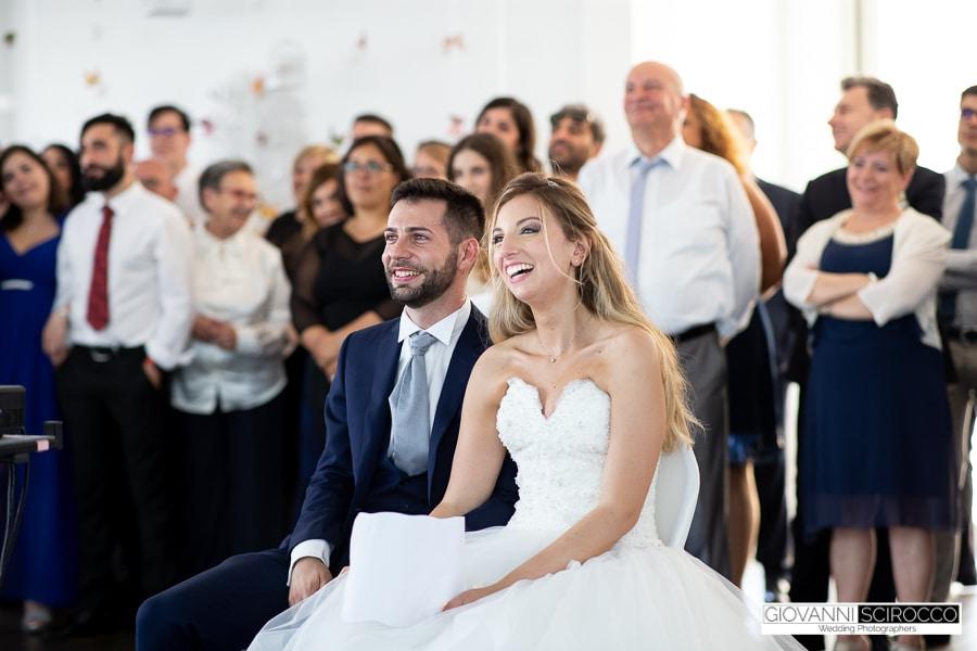 festa degli sposi