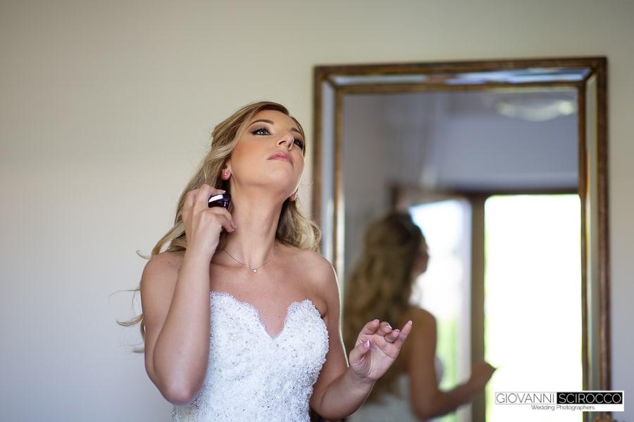 profumo sposa
