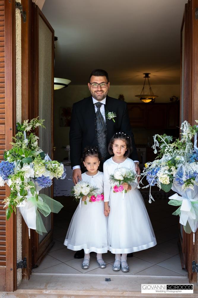 pagetti e lo sposo