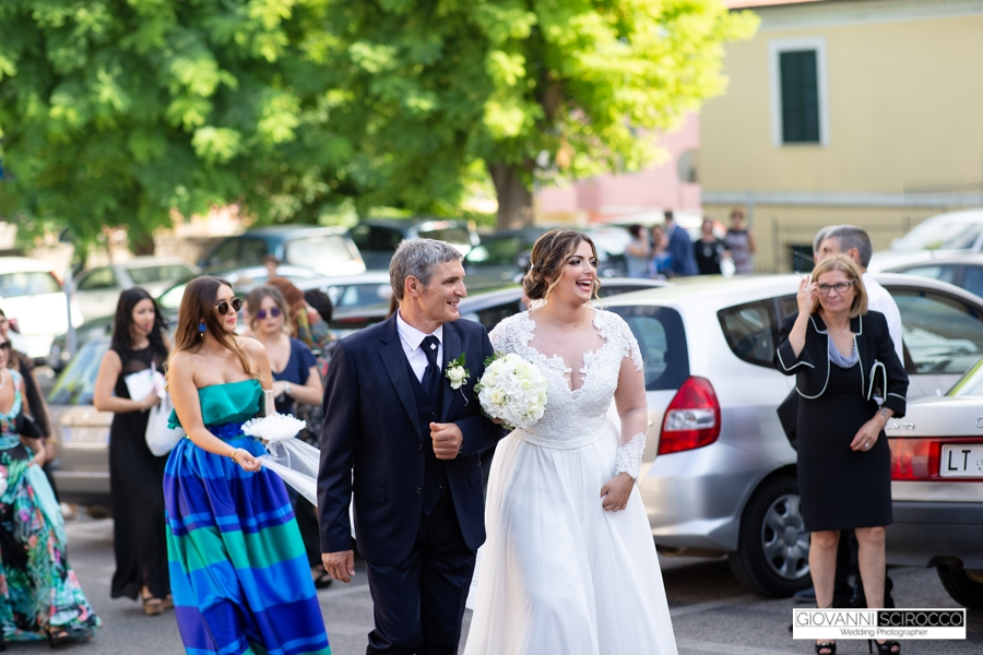 Matrimonio Priverno