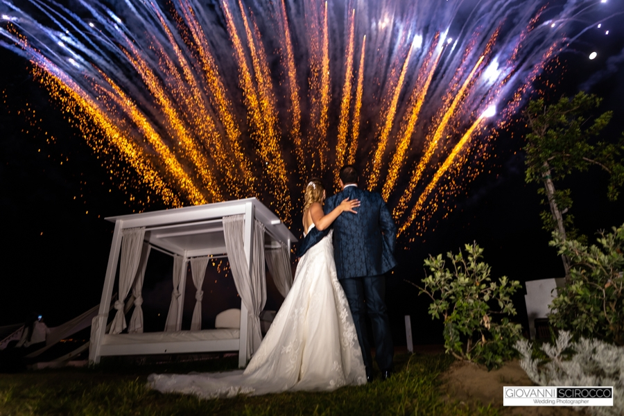 La Capannina Matrimonio Devid e Laura