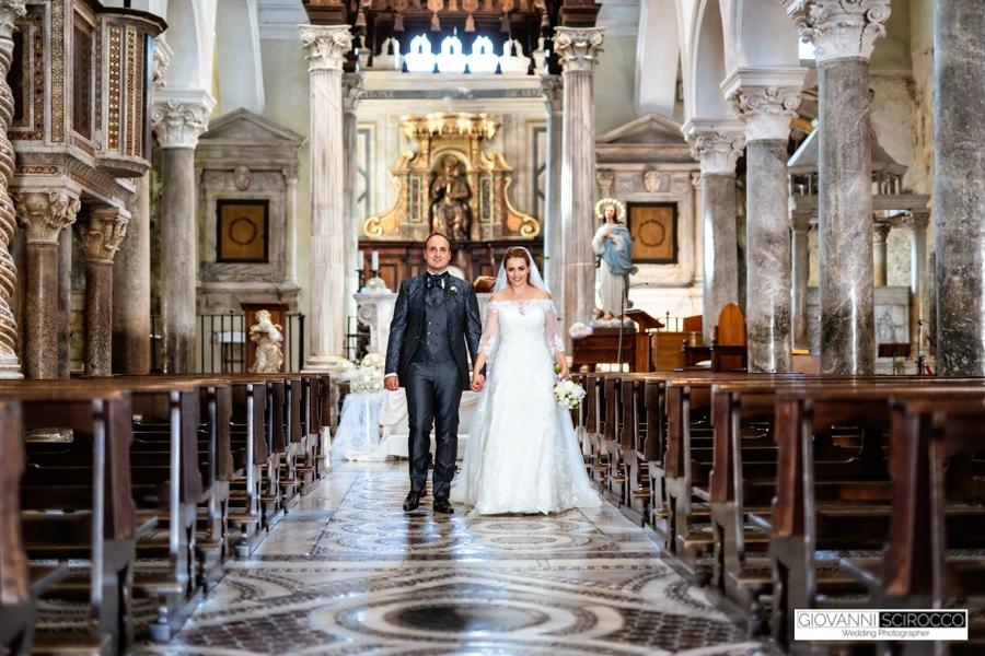 Matrimonio Cattedrale Terracina
