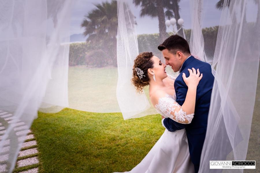 Matrimonio primaverile Simone e Maria Assunta