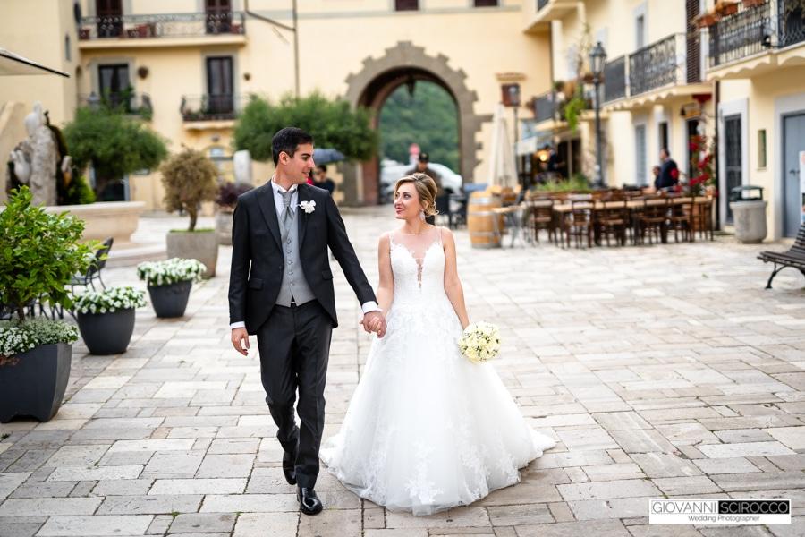 servizio fotografico di Matrimonio San Felice Circeo