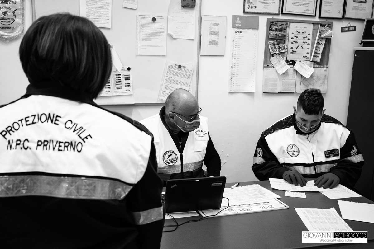 protezione civile npc priverno