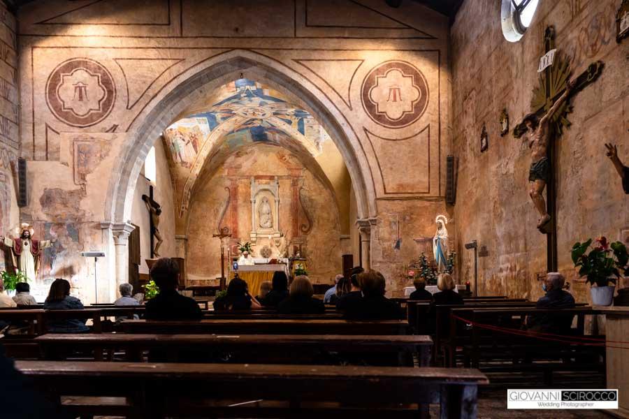 chiesa di sant'antonio priverno