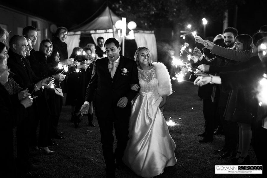 Matrimonio invernale Edda+Erminio