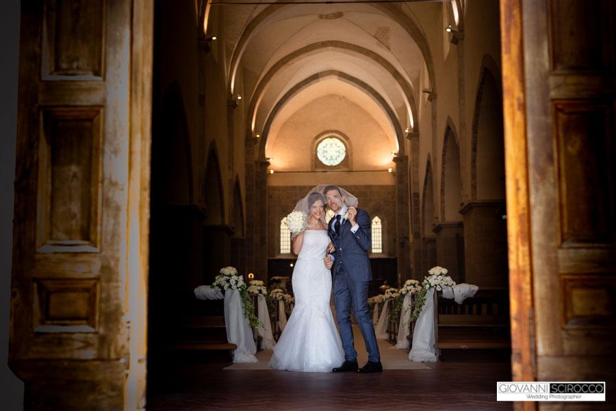 Abbazia di Valvisciolo Wedding Eriona+Davide