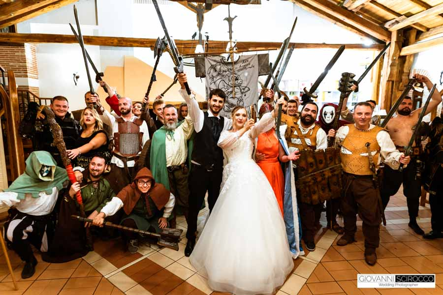 themed wedding
