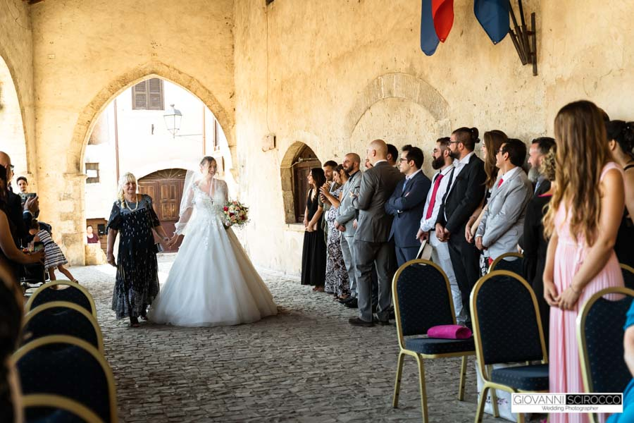 wedding sermoneta