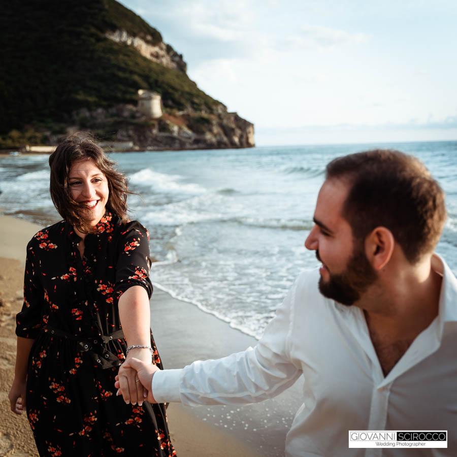 prematrimoniale in spiaggia