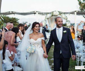 Matrimonio al mare Elisabetta+Dario