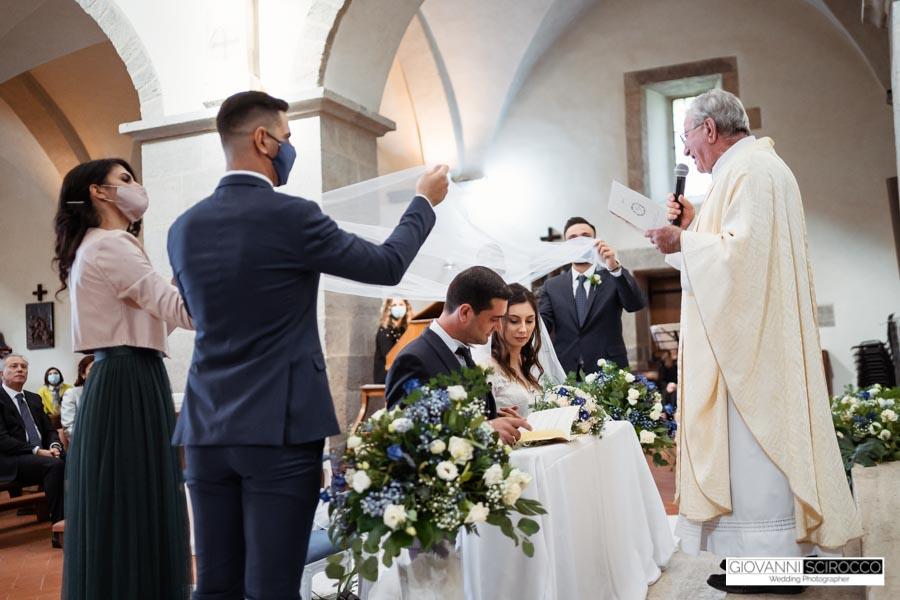 rito velazione chiesa