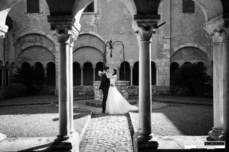 sposi abbazia di valvisciolo