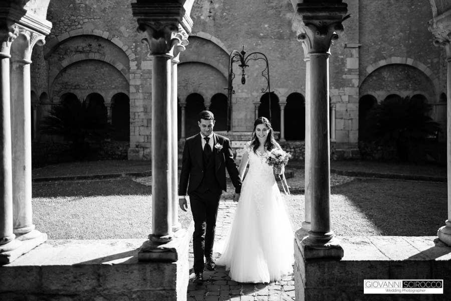 abbazia di valvisciolo sposi