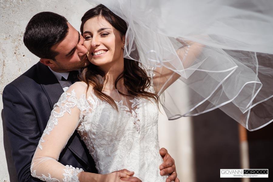 ritratto sposi latina
