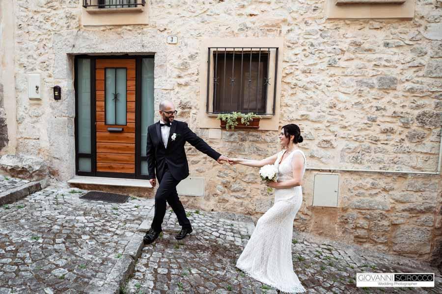 Wedding photographer Priverno