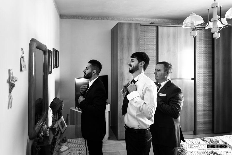 Wedding photographer Sermoneta