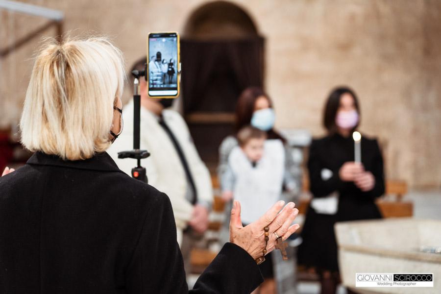 battesimo abbazia di Fossanova