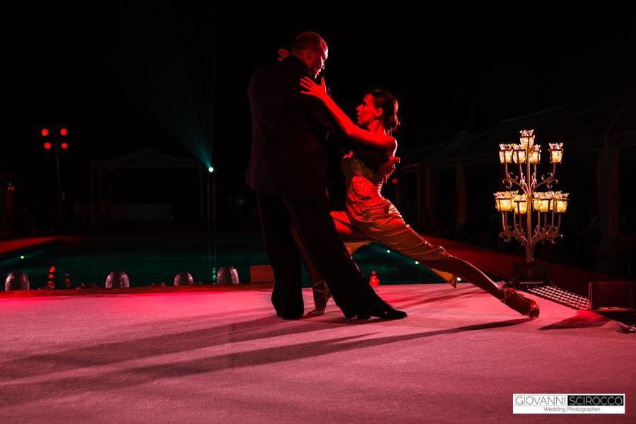 tango argentino spettacolo