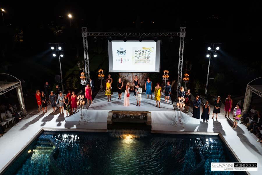Fashion evento di solidarietà Andos